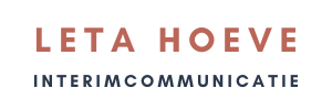 Leta Hoeve interim communicatie